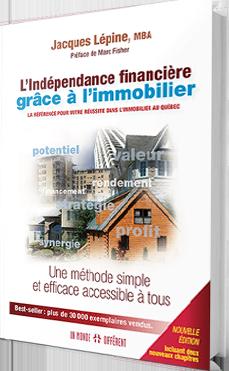 L'indépendance financière grâce à l'immobilier