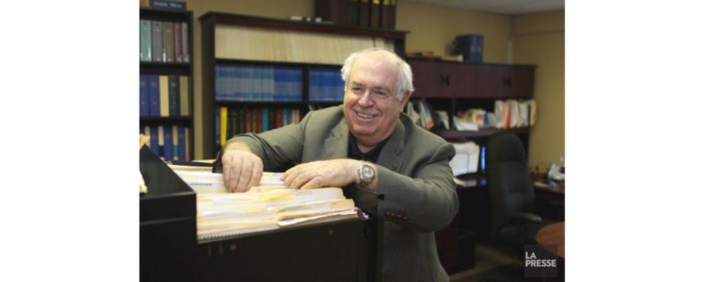 Jacques Lépine, maître de l'immobilier