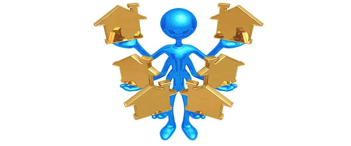 La bonne gestion d'un investissement immobilier
