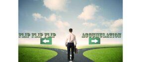 Un investisseur en mode flip ou accumulation?-Clubimmobilier.ca