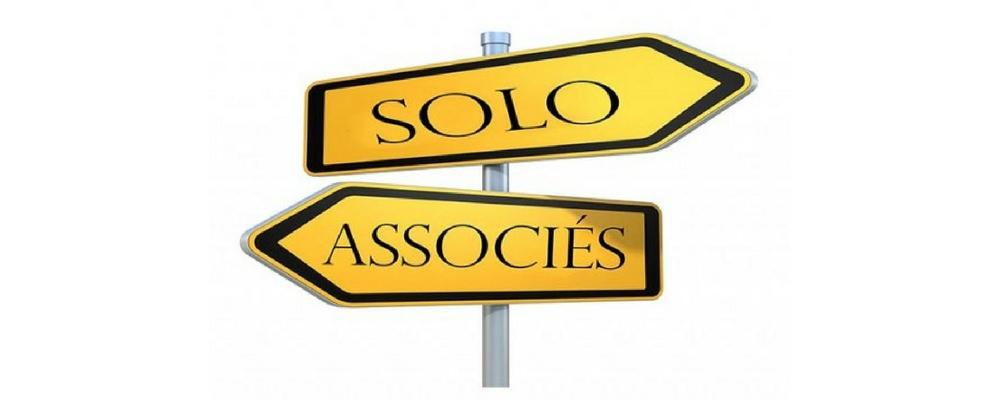Investir en solo ou avec des associés?