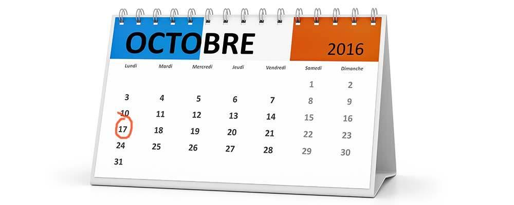 Le fameux 17 octobre, et puis après!