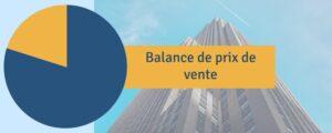Le fameux solde de prix de vente-Clubimmobilier.ca