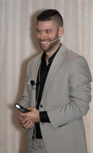 Philippe Du Tremblay, conférencier au Club d'investisseurs immobiliers du Québec