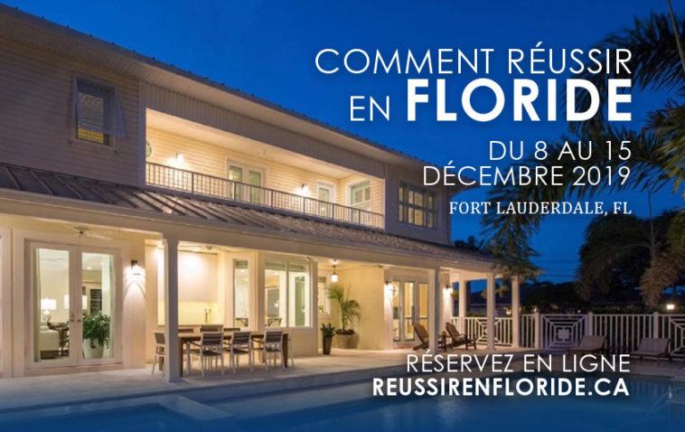 Réussir en Floride 2019 | Fort Lauderdale