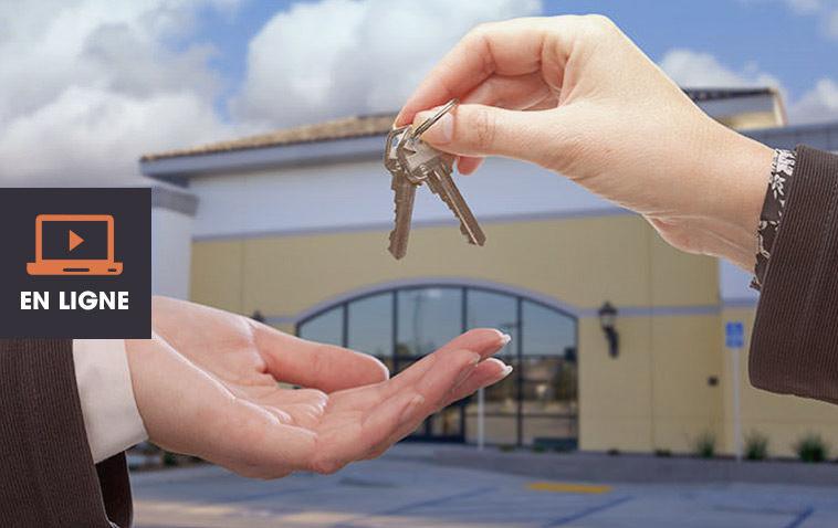 Initiation à l'immobilier commercial