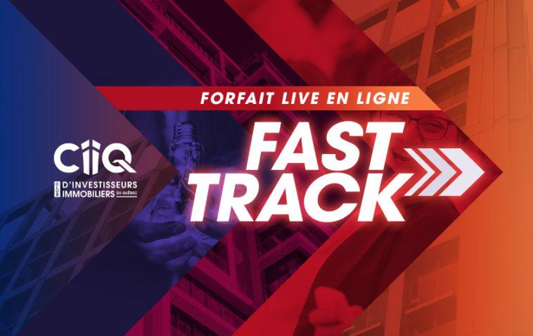 Forfait Fast Track: En ligne