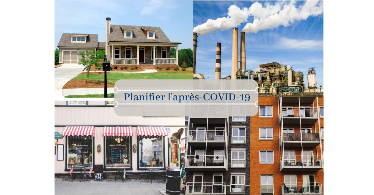 Planifier l'après-COVID-19