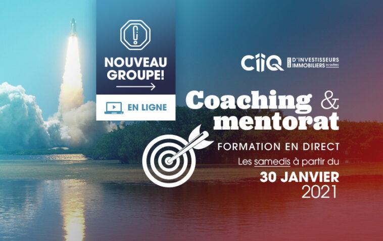 Programme de coaching et mentorat – en ligne
