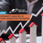 Profitability Analysis of income-generating properties